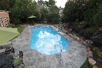 Phoenix Fiberglass Pool in Baltimore, MD